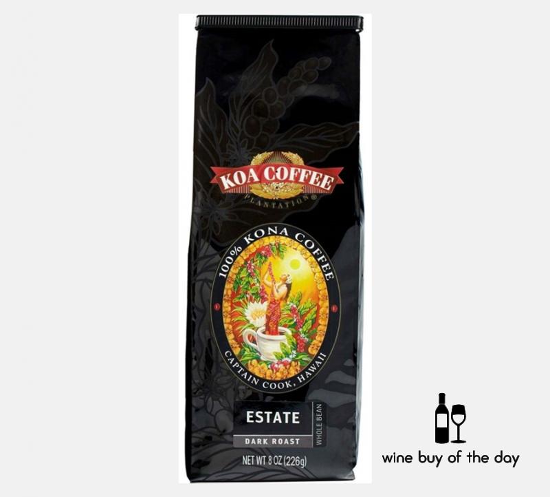 Koa Coffee Estate Kona Dark Roast
