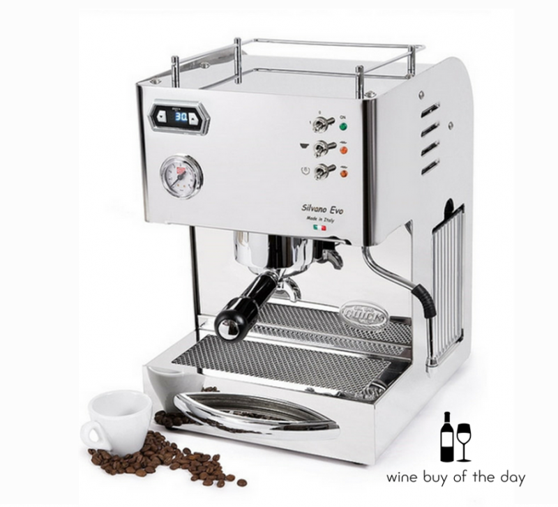 Quick Mill Silvano Evo Espresso Machine