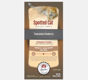 Zawadee Spotted Cat | 32oz