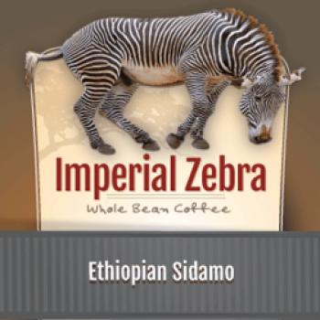 Zawadee Imperial Zebra Ethiopian Sidamo | 12oz