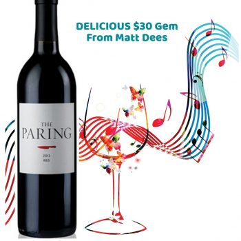 The Paring Red 2013