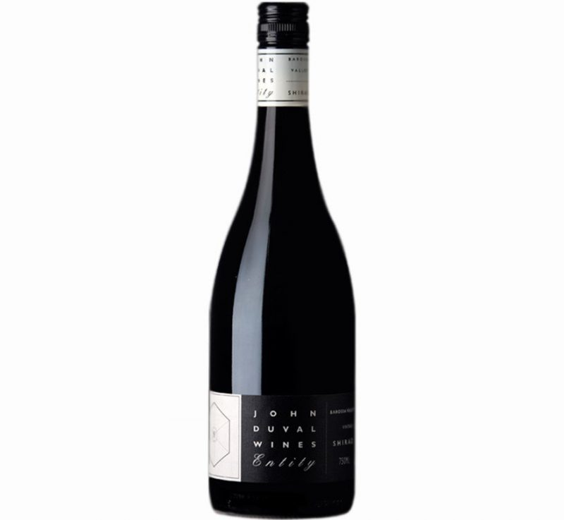 John Duval Entity Shiraz Barossa Valley 2015