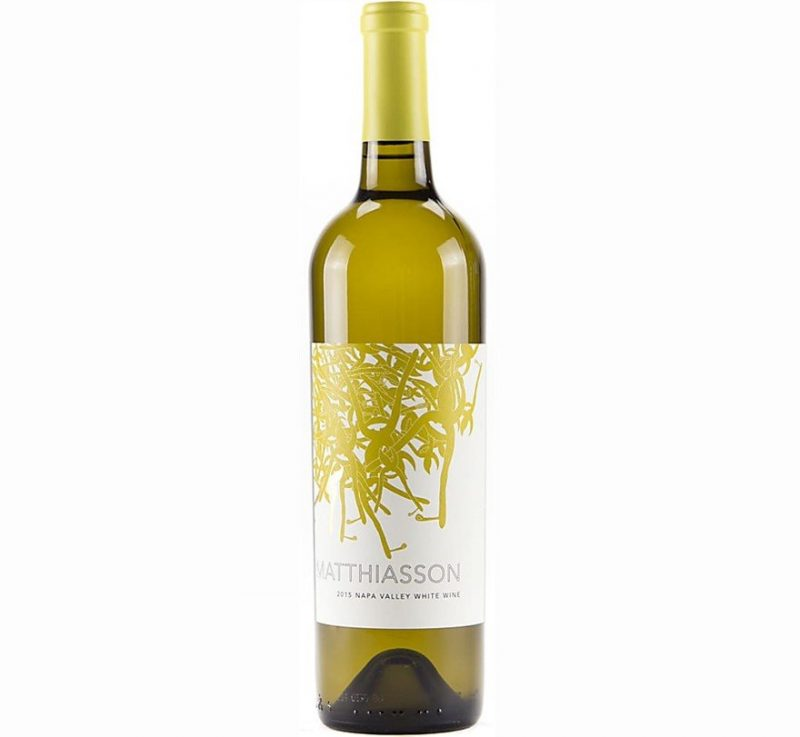 Matthiasson White Blend 2015 | Rich & Vivacious | Pairs w/Vegetables, Fish, Shellfish, Cheese| Serve 50-55°F | Drink now thru 2022 | 91WA | White Blend | Sauvignon Blanc · Ribolla · Semillon · Tocai friulano | Napa, CA | Steve Matthiasson