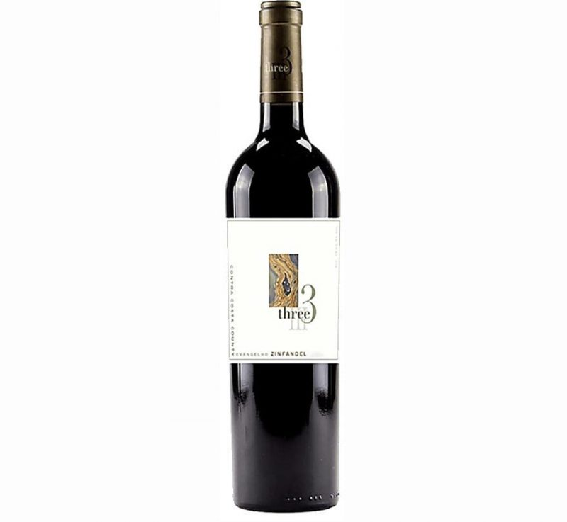 Three Wine Company Evangelho Zinfandel 2015 | Lavish & Complex | Cellar Selection | Pairs w/Red Meat, Hard Cheese, Comfort foods | Serve 58-62°F | Drink now thru 2024 | 94WA | Zinfandel | Contra Costa County, CA | Winemaker Matt Cline