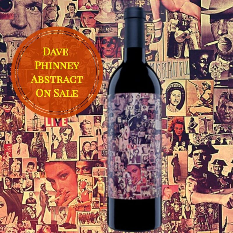 Orin Swift Abstract Red 2015