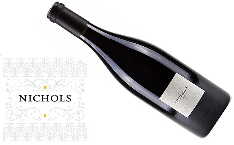 Nichols Pinot Noir 2016 | Mouthwatering & Juicy | Pairs w/Vegetables, Red & White Meat, Cheese| Serve 57-63°F | Drink now thru 2022 | Red Wine | Pinot Noir | Napa, CA | Carneros | Winemaker Britt Nichols