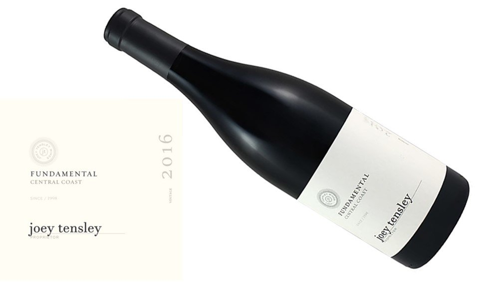 Tensley Fundamental Central Coast 2016 | Loaded with Personality | Pairs w/Red Meat, Hard Cheese | Serve 58-63°F | Drink now thru 2022 | 92WA | Red Blend | Grenache · Mourvedre · Petite Sirah · Syrah · Viognier | Central Coast, CA | Winemaker Joey Tensley