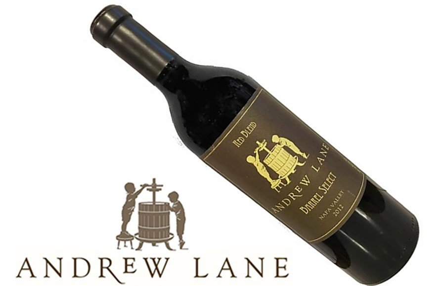 Andrew Lane Barrel Select 2012   Drinking Perfectly!   Pairs w/Red & White Meat, Hard Cheese   Serve 60-65°F   Drink now thru 2022   91WA   Red Blend   Merlot · Cabernet · Petite Verdot   Napa, CA   Winemaker Andrew Dickson