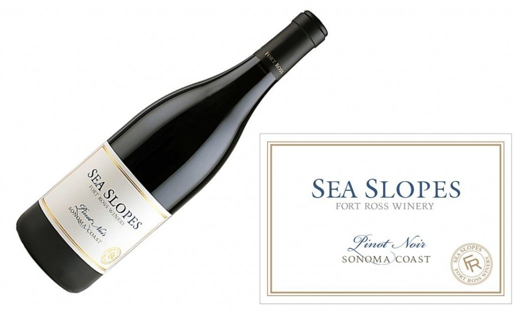 Fort Ross Sea Slopes Pinot Noir 2014 | Magnificent Burgundy Style Pinot | Pairs w/Red Meat, Comfort Food, Cheese | Serve 55-60°F | Drink now thru 2023 | 92WA | Red Wine| Pinot Noir| Sonoma, CA | Winemaker Jeff Pisoni
