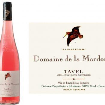 Domaine de la Mordoree La Dame Rousse Tavel Rosé 2016
