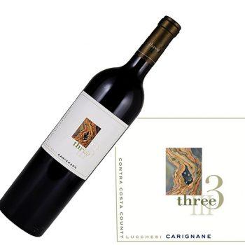 Three Wine Company Lucchesi Carignane 2013