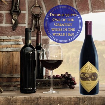Ojai Syrah John Sebastiano Vineyard 2014