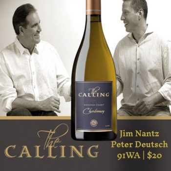The Calling Chardonnay Sonoma Coast 2016