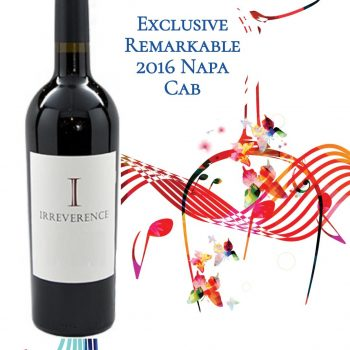 Irreverence Vintners Reserve Cabernet Sauvignon 2016