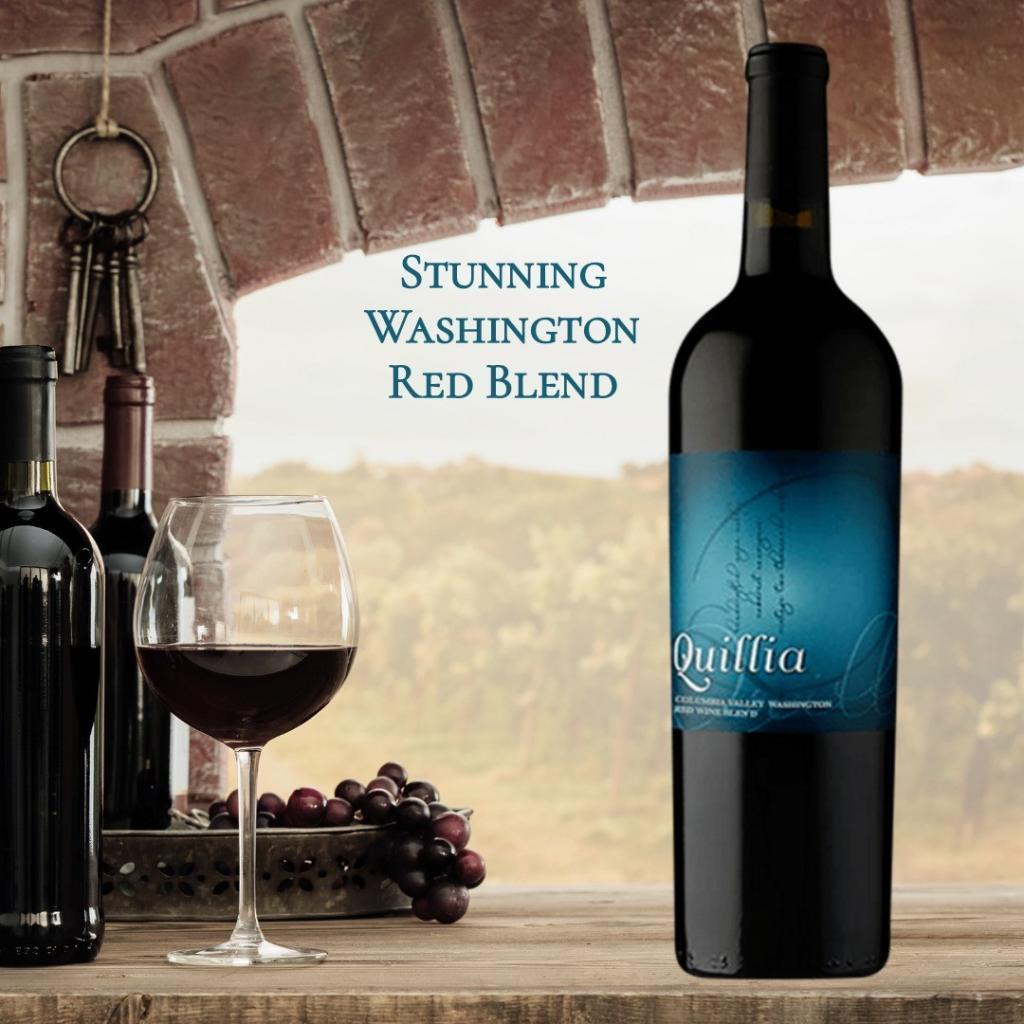Quillia Red Blend 2013