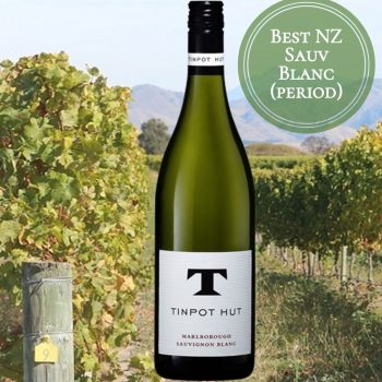 Tinpot Hut Sauvignon Blanc 2018