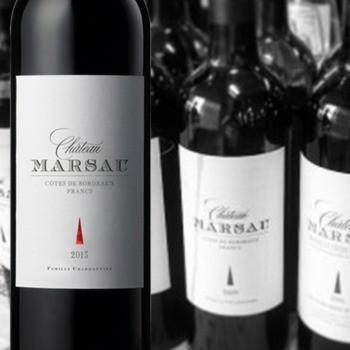 Marsau Cotes de Francs 2015
