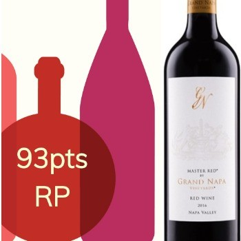 Grand Napa Vineyards Master Red 2016