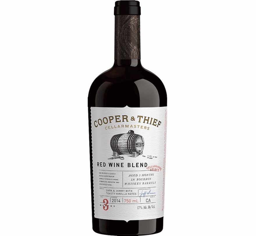 Cooper & Thief Red Blend 2016