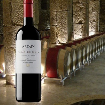 Artadi Viñas de Gain Rioja 2017