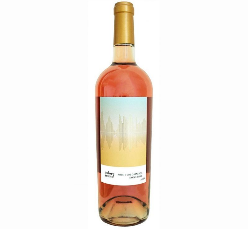 Color & Sound Pinot Noir Rosé 2018