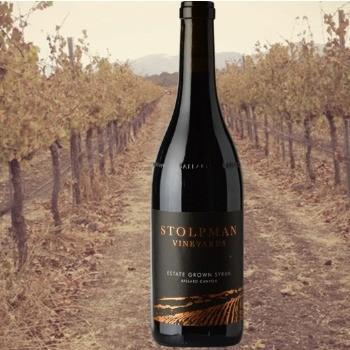 Stolpman Vineyards Estate Grown Syrah 2015