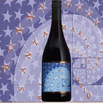 Bonny Doon Bien Nacido Vineyard X-Block Syrah 2013