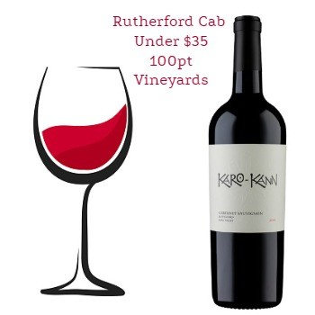 Karo-Kann Rutherford Cabernet 2014