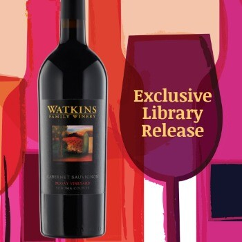Watkins Family Cabernet Sauvignon Bugay Vineyard 2012