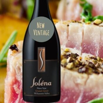 Solena Estate Pinot Noir Grande Cuvee 2018